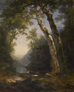 482px-Asher_Brown_Durand_-_The_Catskills_-_Walters_37122