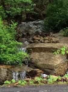 Waterfall, Bear Mountain, Catskills