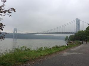George Washington Bridge, between Manhattan & Ft. Lee, NJ